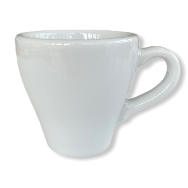 Porslin espressokopp