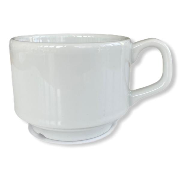 Porslin kaffekopp