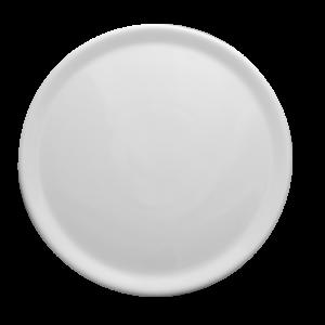 Porslin tallrik pizza